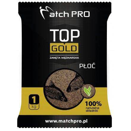 MatchPro Top Gold Płoć Zanęta 1kg