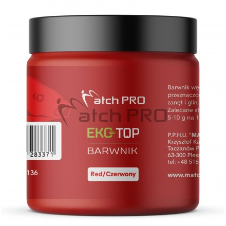 MatchPro Eko-Top czarny barwnik zanętowy 120g