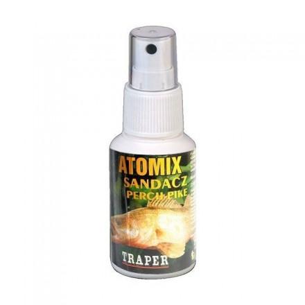 Traper Atomix Sandacz dopalacz Spray 50g