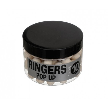 Ringers Boilies pop-up 10mm white