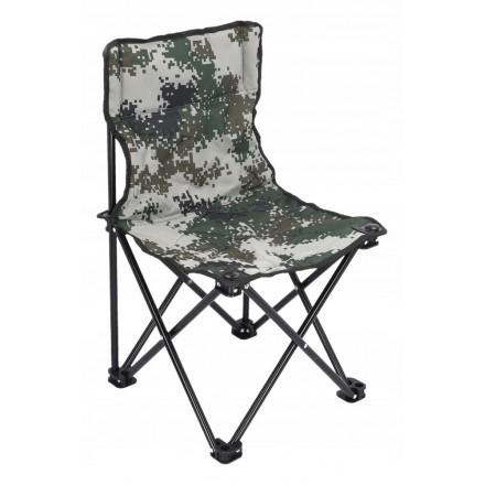 MIKADO Krzesło WĘDKARSKIE Digital Camouflage