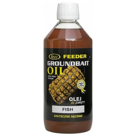 Lorpio FEEDER GROUNDBAIT FISH OIL