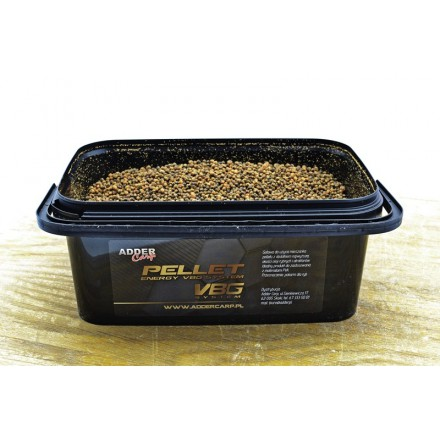 Adder Carp Energy VBG System Pellet 1kg corn&hemp