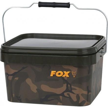FOX CAMO SQUARE BUCKET 17L WIADRO