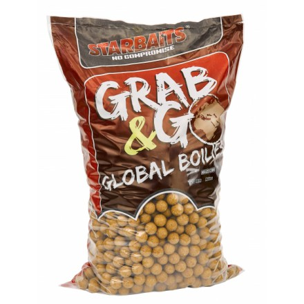 Starbaits Grab&Go Kulki Banan 20mm 10kg