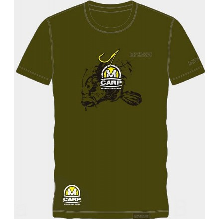 Mivardi T-shirt MCW M-Carp