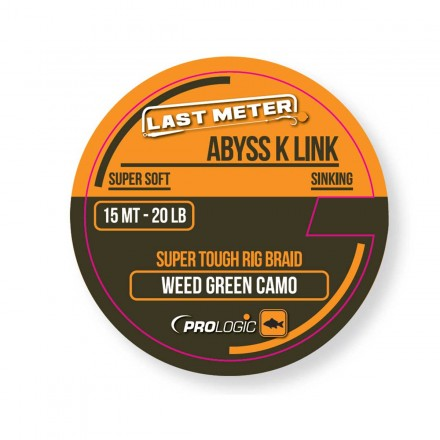 Prologic Plecionka Abyss K Link 40lbs