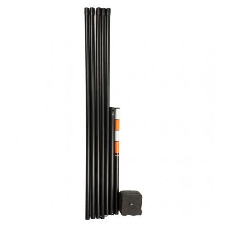Undercarp Marker Karpiowy tyczka odblaskowy 6 m
