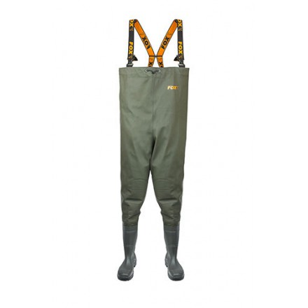 Fox Chest Waders Size 12 / 46 Spodnio buty
