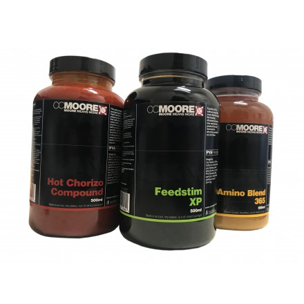 CC MOORE Liquid 500ml Amino Blend 365