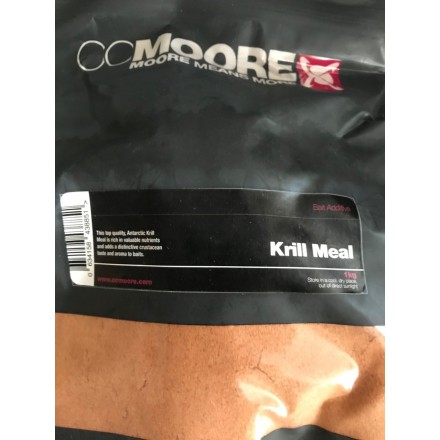 CC Moore - Krill Meal 1kg