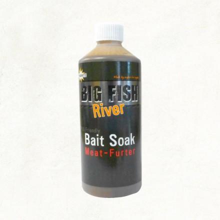 Dynamite Baits Big Fish River Liquid Soak Cheese & Garlic