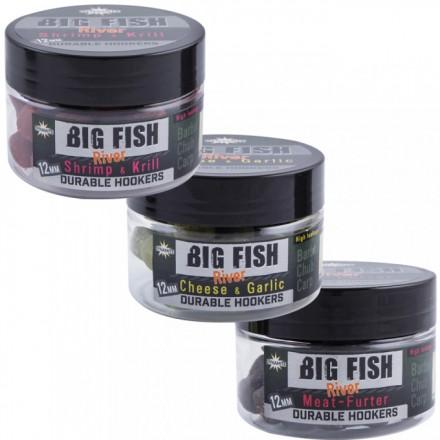 Dynamite Baits Big Fish River Hookbaits Cheese & Garlic 12mm