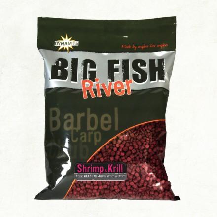 Dynamite Baits Big Fish Pellets krewetka i kryl 1,8kg
