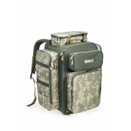 Mivardi Plecak Bagpack CamoCODE Cube XL