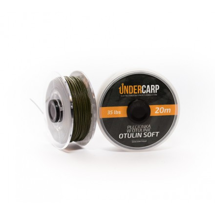 Undercarp plecionka w otulinie OTULIN SOFT 20 m/35 lbs