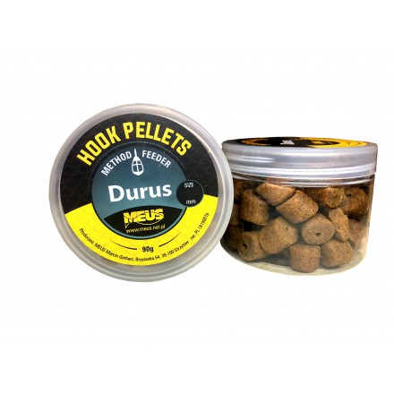 Meus Hook Pellets Durus 12mm Lemon Shock 90g