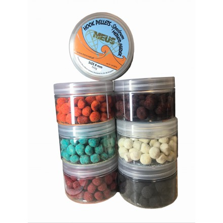 Meus Hook Pellets Spectrum 8mm hot dragon