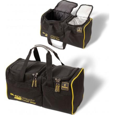 Torba wędkarska Black Magic Cooler S-Line 40x20x23cm COMBI BAG dwukomorowa