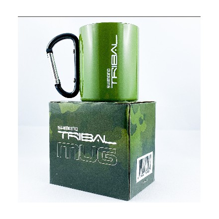 Kubek metalowy Shimano Tribal 150ml