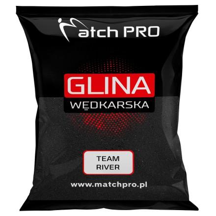 MatchPro Glina TEAM RIVER 1,5 kg