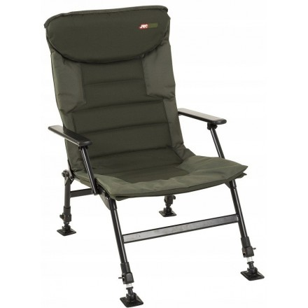 Fotel karpiowy JRC Defender Armchair do 110 kg