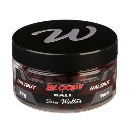Maros Serie Walter BLOODY Ball 7mm Halibut