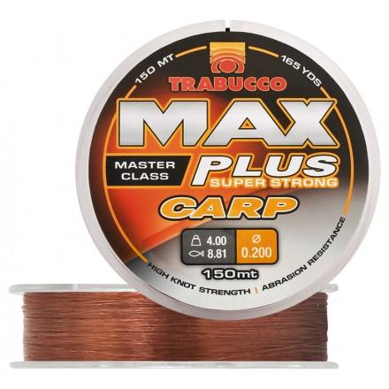 Trabucco ŻYŁKA Max Plus Carp 0.20mm 150m