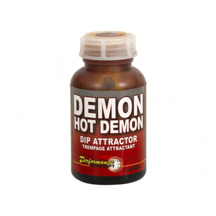 Starbaits Concept Dip/Glug Demon Hot Demon 200ml.