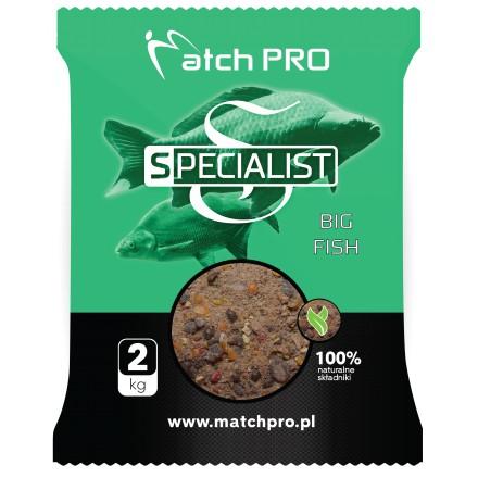 Match Pro Zanęta Specialist Karp Big Fish 2kg