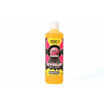Mainline Pro-Active Particle & Pellet Syrup Pineapple 500ml