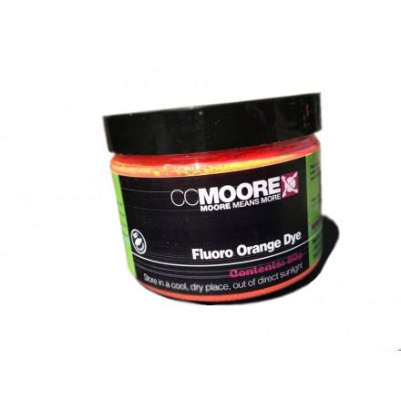 CC Moore Fluoro Bait Dye Orange 50g Barwnik