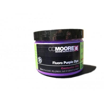 CC Moore Fluoro Bait Dye Purple 50g Barwnik