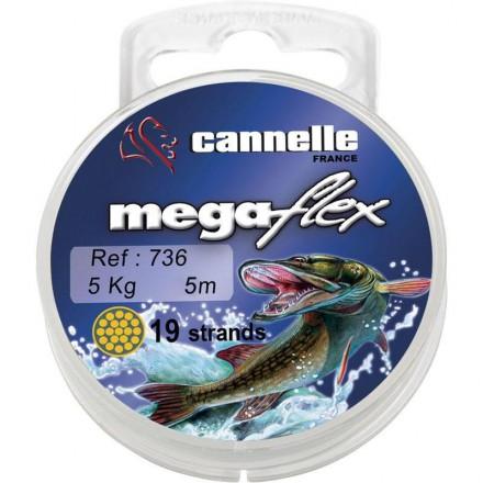 Terminal Tackle Braid Cannelle Megaflex 736