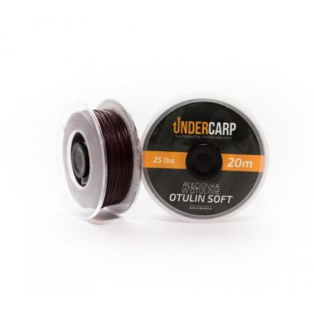 Undercarp plecionka w otulinie OTULIN SOFT 20 m/25 lbs