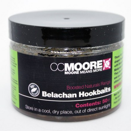 CC MOORE - Belachan Hookbaits 10x14mm (50)