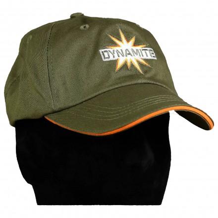 Dynamite Baits Olive Green Cap czapka z daszkiem