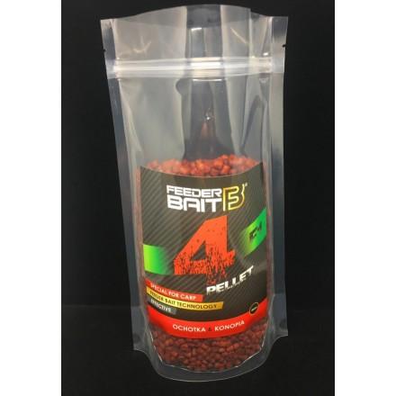 Feeder Bait F1 Ochotka Konopia Micro Pellet 2mm