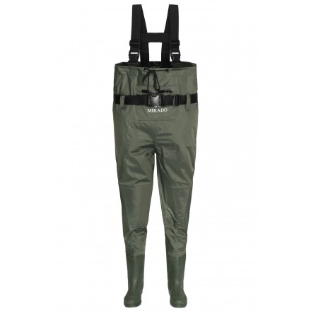 Mikado spodniobuty zielony roz43