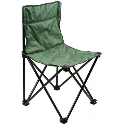 MIKADO krzesło wędkarskie zielone