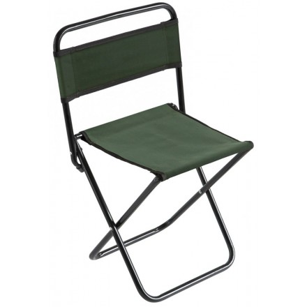 MIKADO krzesło wędkarskie zielone turystyczne