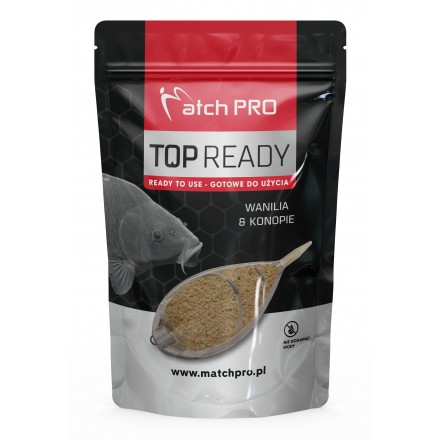 Match PRO READY METHODMIX wanilia konopia 700g