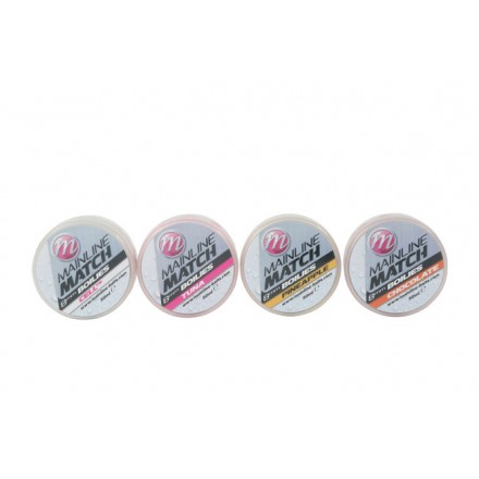 Mainline Match Boilies 8mm White - Cell