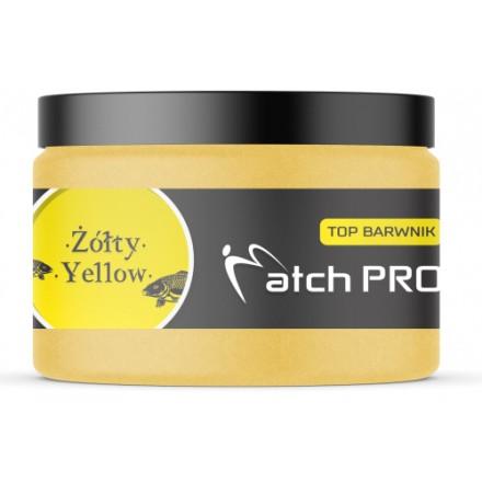 MatchPro Barwnik Zanętowy TOP żółty/yellow 50g