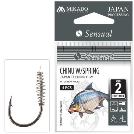 Mikado Haczyk Sensual Chinu With Spring roz.6