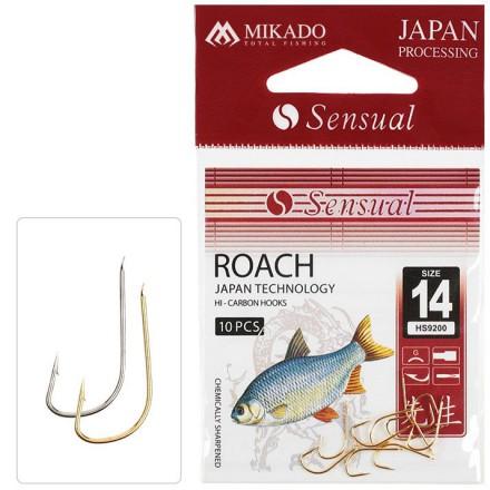 MIKADO Haczyk Sensual Roach HS9200 roz.6