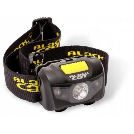 Black Cat Latarka Czołowa Batle Cat Headlamp