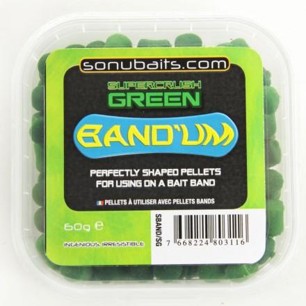 Sonubaits Band'Um Supercrush Green 8mm