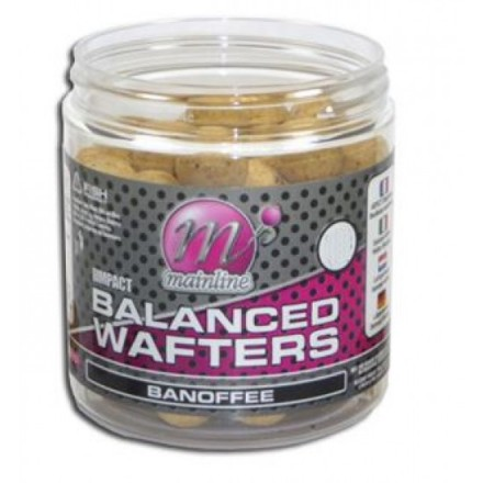 MAINLINE Impact Wafters Banoffee 15mm
