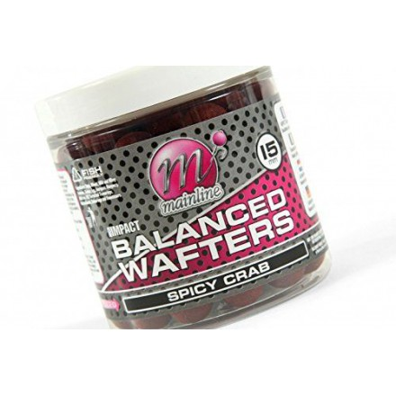 MAINLINE Impact Wafters Spicy Crab 15mm